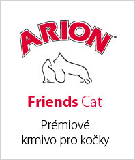Arion Friends Cat