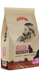 fresh cat sensitive