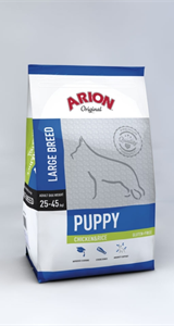 Puppy Large Breed Chicken & Rice