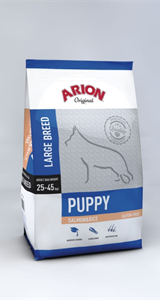 Puppy Large Breed Salmon & Rice