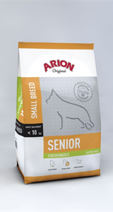 Senior Small Breed Chicken&Rice