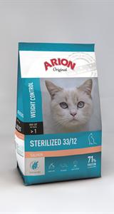 Cat Sterilized Salmon