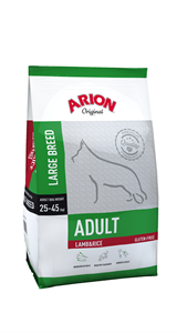5544 ARION ORIGINAL ADULT LARGE BREED LAMB-RICE